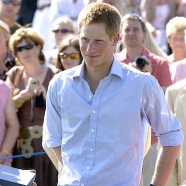 Plurielles.fr > People : Le Prince Harry