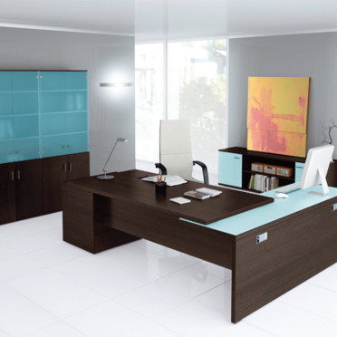 D coration bureau administratif for Idee decoration bureau maison