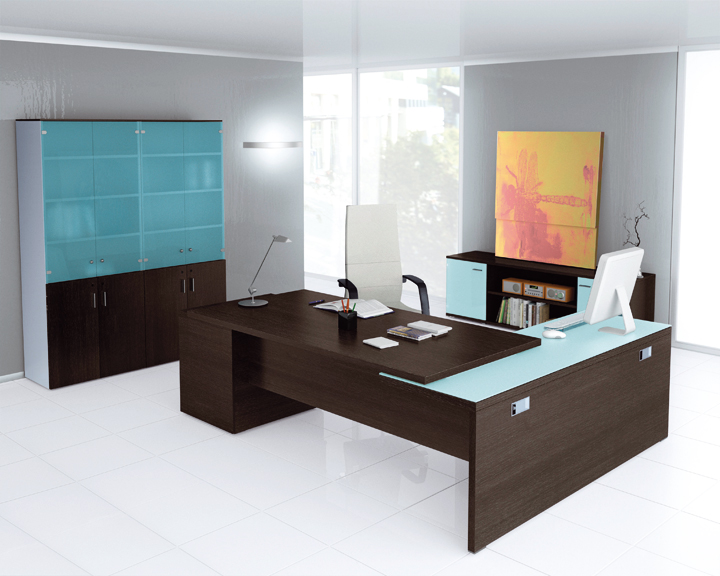design bureau informatique en verre fly 51 calais. Black Bedroom Furniture Sets. Home Design Ideas
