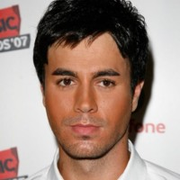 Photo : le chanteur Enrique Iglesias