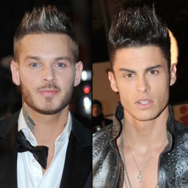 M Pokora vs Baptiste Giabiconi aux NRJ Music Awards