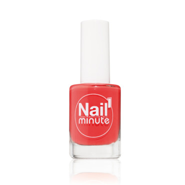 Vernis Corail Nail Minute