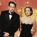 people : David Duchovny et Gillian Anderson