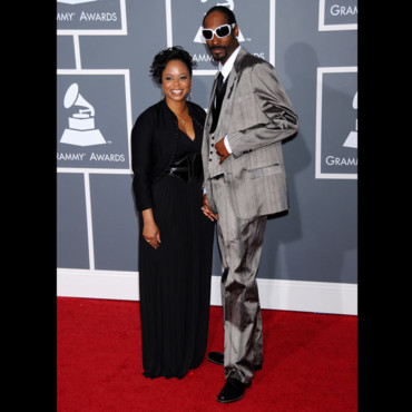 Shante Taylor et Snoop Dog