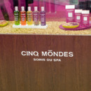 Salon de la beauté Beyond Beauty : Cinq Mondes