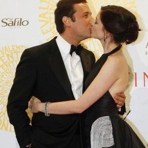 people : Anne Hathaway et Raffaello Follieri