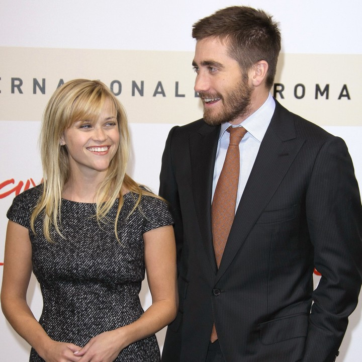 jake gyllenhaal et reese witherspoon emm nagent ensemble actu people. Black Bedroom Furniture Sets. Home Design Ideas