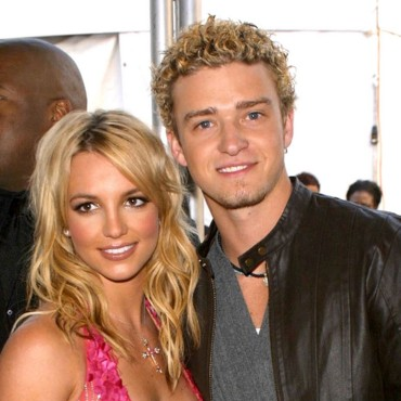 people : Britney Spears et Justin Timberlake