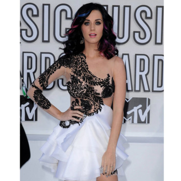 Katy Perry aux video music awards 2010