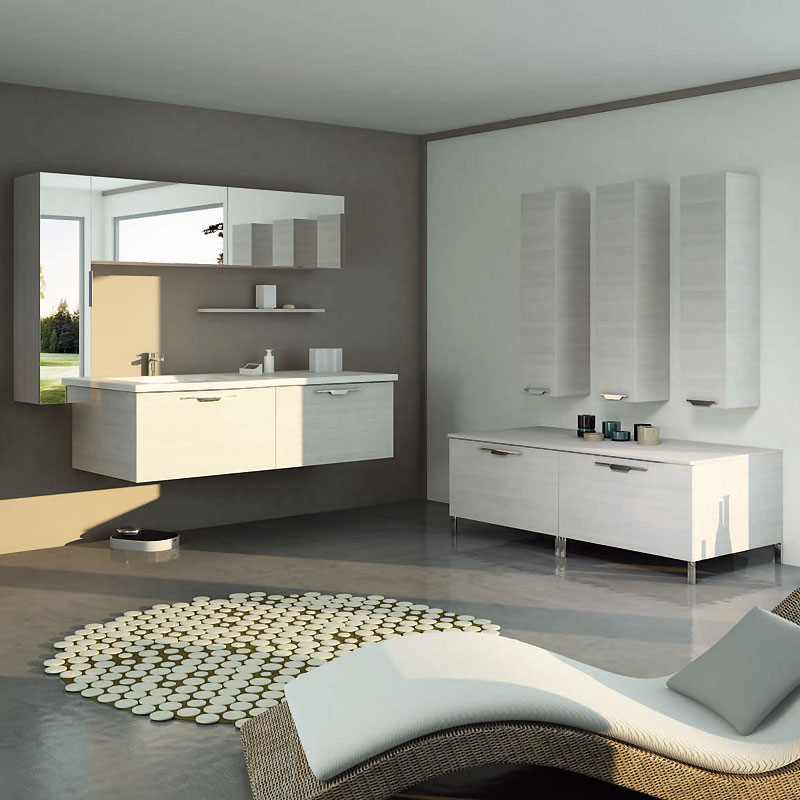 salle de bain cuisinella des nouveaut s qui nous rendent. Black Bedroom Furniture Sets. Home Design Ideas