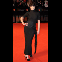 Photo : Gemma Arterton aux BAFTA 2009