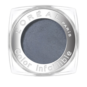 Maquillage yeux L'Oréal : Color Infaillible Pebble Grey