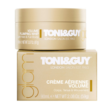 Crème Aérienne Volume Toni&Guy Hair Meet Wardrobe à 9,10 euros