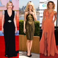 Rihanna, Kate Winslet... Le best of mode de la semaine