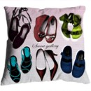 Coussin Gallery Bonjour mon coussin