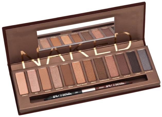 Maquillage yeux : Naked Palette Urban Decay