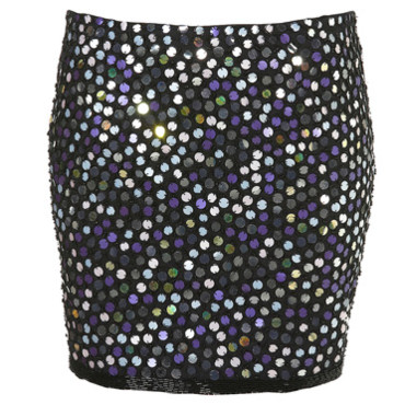 Top Shop Jupe sequin