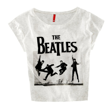 Top The Beatles H&M 12,95e