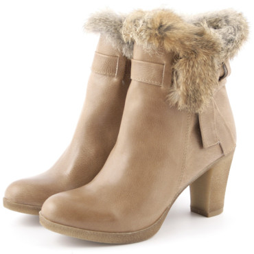 Bottines Ashland 159 euros sur exclusifchaussures.fr