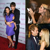 Heidi Klum et Seal, Demi Moore et Ashton...Les ruptures des couples de rve