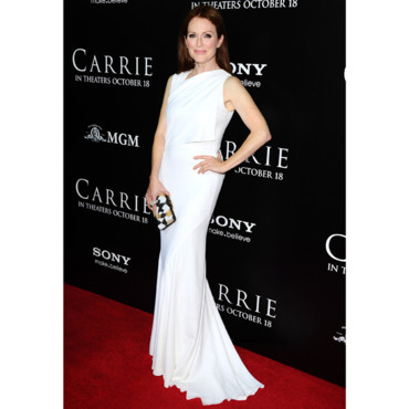 Julianne Moore à l'avant-premère du film Carrie à Los Angeles le 7 septembre 2013