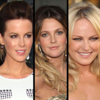 Kate Beckinsale, Drew Barrymore, Malin Akerman