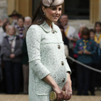 Kate Middleton enceinte : ses plus beaux looks de grossesse