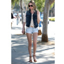Kate Bosworth et son look en jeans