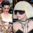 Katy Perry en Lady Gaga montage