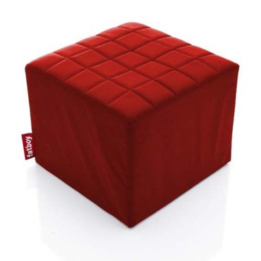 Pouf First Block Avenue rouge Fatboy