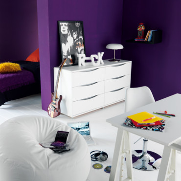 alin a la nouvelle collection fait l 39 unanimit alin a la chambre rock r v e des ados. Black Bedroom Furniture Sets. Home Design Ideas