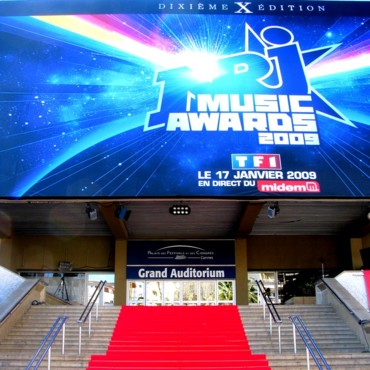 NRJ Music Awards - le Palais des Festivals