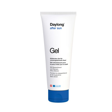 Daylong after sun Gel à 11 euros