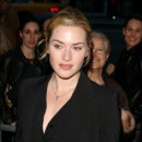 Kate Winslet à New York en avril 2002