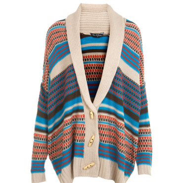 Gilet navajo Miss Selfridge 49 euros