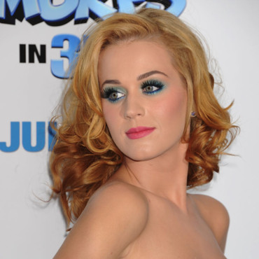 Katy Perry passe au blond !