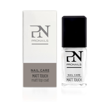 Top coat Mat (Matt touch) ProNails à 13,95 euros