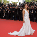 Eva Longoria en Emilio Pucci monte des marches De Rouille et d&#039;Os Festival de Cannes 2012 17 mai