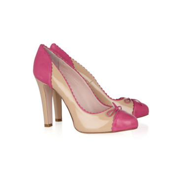 Chaussures bicolores Red Valentino 280 euros