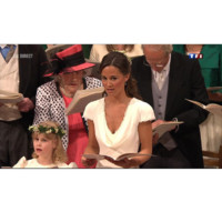 Pippa Middleton : une bien jolie demoiselle d&#039;honneur