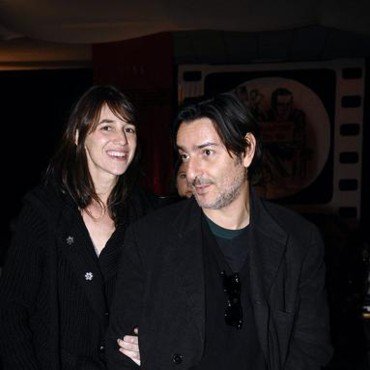 People : Charlotte Gainsbourg et Yvan Attal