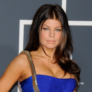 Fergie aux Grammy Awards 2010