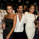 Marcs Jacobs entour de Victoria Beckham et Jennifer Lopez