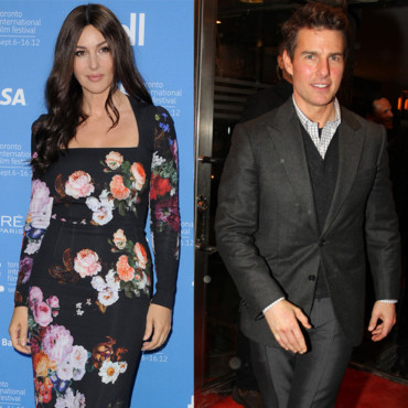 Couple fictif : Monica Bellucci et Tom Cruise