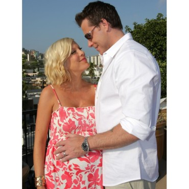 people : Tori Spelling et Dean McDermott