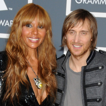 Kathy Guetta et David Guetta aux Grammy Awards 2010