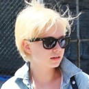 Michelle Williams les cheveux courts