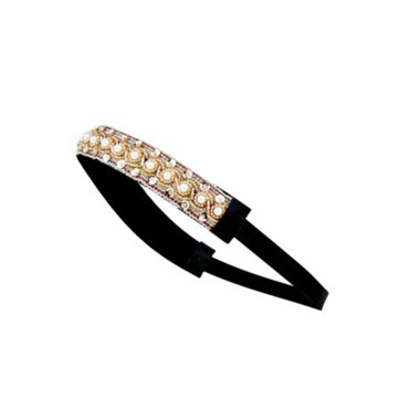 Headband perles et sequins New Look à 7,99 euros