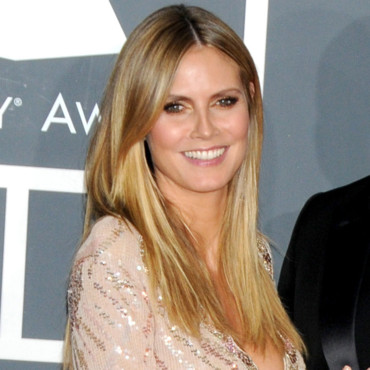Heidi Klum aux Grammy Awards 2010