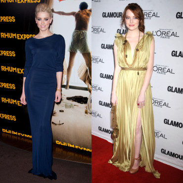 Le match mode : Amber Heard vs Emma Stone